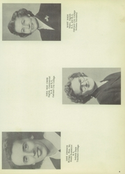 Page 11, 1953 Edition, Cynthiana High School - Scroll Yearbook (Cynthiana, IN) online yearbook collection