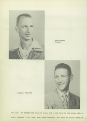 Page 16, 1953 Edition, Cynthiana High School - Scroll Yearbook (Cynthiana, IN) online yearbook collection
