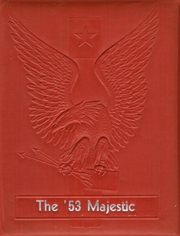 1953 Edition, Grass Creek High School - Majestic Yearbook (Grass Creek, IN)
