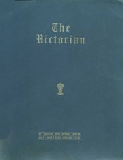 1937 Edition, St Hedwige High School - Victorian Yearbook (South Bend, IN)