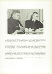 Page 13, 1950 Edition, Our Lady of the Lake Seminary - Spire Yearbook (Syracuse, IN) online yearbook collection