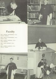 Page 15, 1950 Edition, Our Lady of the Lake Seminary - Spire Yearbook (Syracuse, IN) online yearbook collection