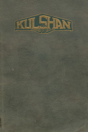1923 Edition, Whatcom High School - Kulshan Yearbook (Bellingham, WA)