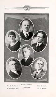 Page 15, 1924 Edition, Whatcom High School - Kulshan Yearbook (Bellingham, WA) online yearbook collection