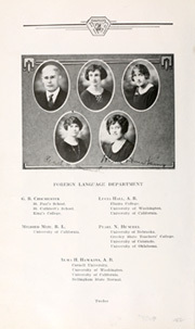 Page 16, 1924 Edition, Whatcom High School - Kulshan Yearbook (Bellingham, WA) online yearbook collection