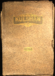 1925 Edition, Whatcom High School - Kulshan Yearbook (Bellingham, WA)