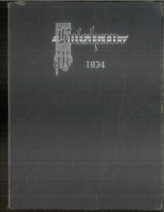 1934 Edition, Whatcom High School - Kulshan Yearbook (Bellingham, WA)