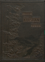 1935 Edition, Whatcom High School - Kulshan Yearbook (Bellingham, WA)