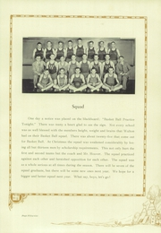 Page 63, 1928 Edition, Walton High School - Candle Yearbook (Walton, IN) online yearbook collection