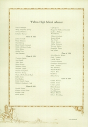 Page 70, 1928 Edition, Walton High School - Candle Yearbook (Walton, IN) online yearbook collection