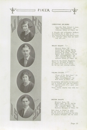 Page 17, 1923 Edition, West Lebanon High School - Piker Yearbook (West Lebanon, IN) online yearbook collection