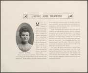 Converse High School - Miamian Yearbook (Converse, IN) online yearbook collection, 1906 Edition, Page 52