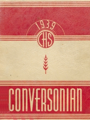 Converse High School - Miamian Yearbook (Converse, IN) online yearbook collection, 1939 Edition, Page 1