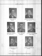 Page 12, 1946 Edition, Union Township High School - Caravan Yearbook (Howard County, IN) online yearbook collection