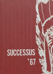 1967 Edition, Union City Community High School - Successus Yearbook (Union City, IN)