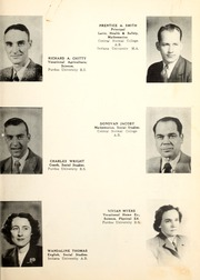 Page 11, 1951 Edition, Chalmers High School - Cardinal Yearbook (Chalmers, IN) online yearbook collection