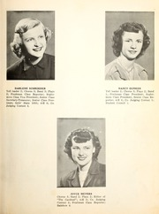 Page 15, 1951 Edition, Chalmers High School - Cardinal Yearbook (Chalmers, IN) online yearbook collection