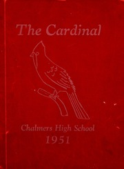 Page 5, 1951 Edition, Chalmers High School - Cardinal Yearbook (Chalmers, IN) online yearbook collection