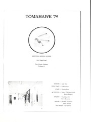 Page 7, 1979 Edition, Kekionga Middle School - Tomahawk Yearbook (Fort Wayne, IN) online yearbook collection
