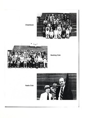 Page 17, 1981 Edition, Kekionga Middle School - Tomahawk Yearbook (Fort Wayne, IN) online yearbook collection