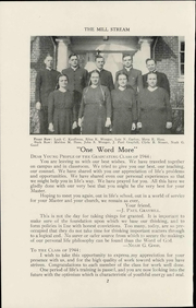 Page 10, 1944 Edition, Lancaster Mennonite High School - Laurel Wreath Yearbook (Lancaster, PA) online yearbook collection