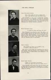 Page 16, 1944 Edition, Lancaster Mennonite High School - Laurel Wreath Yearbook (Lancaster, PA) online yearbook collection
