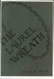 Page 1, 1953 Edition, Lancaster Mennonite High School - Laurel Wreath Yearbook (Lancaster, PA) online yearbook collection