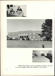Page 12, 1956 Edition, Lancaster Mennonite High School - Laurel Wreath Yearbook (Lancaster, PA) online yearbook collection