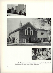 Page 14, 1956 Edition, Lancaster Mennonite High School - Laurel Wreath Yearbook (Lancaster, PA) online yearbook collection