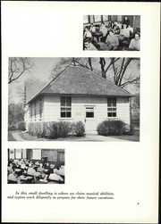 Page 15, 1956 Edition, Lancaster Mennonite High School - Laurel Wreath Yearbook (Lancaster, PA) online yearbook collection