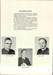 Page 13, 1962 Edition, Lancaster Mennonite High School - Laurel Wreath Yearbook (Lancaster, PA) online yearbook collection