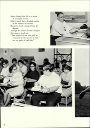 Page 16, 1970 Edition, Lancaster Mennonite High School - Laurel Wreath Yearbook (Lancaster, PA) online yearbook collection