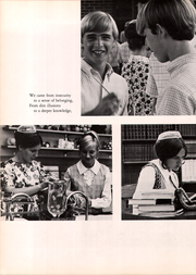 Page 10, 1971 Edition, Lancaster Mennonite High School - Laurel Wreath Yearbook (Lancaster, PA) online yearbook collection
