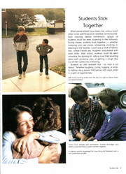 Page 13, 1985 Edition, Lancaster Mennonite High School - Laurel Wreath Yearbook (Lancaster, PA) online yearbook collection