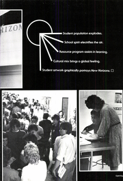 Page 7, 1985 Edition, Lancaster Mennonite High School - Laurel Wreath Yearbook (Lancaster, PA) online yearbook collection