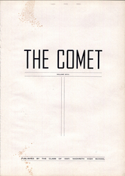 Page 7, 1937 Edition, Nazareth Area High School - Comet Yearbook (Nazareth, PA) online yearbook collection