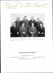 Page 12, 1942 Edition, Nazareth Area High School - Comet Yearbook (Nazareth, PA) online yearbook collection