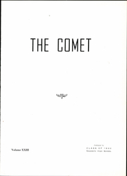 Page 5, 1942 Edition, Nazareth Area High School - Comet Yearbook (Nazareth, PA) online yearbook collection