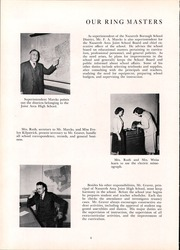 Page 10, 1951 Edition, Nazareth Area High School - Comet Yearbook (Nazareth, PA) online yearbook collection