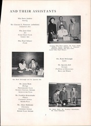 Page 11, 1951 Edition, Nazareth Area High School - Comet Yearbook (Nazareth, PA) online yearbook collection