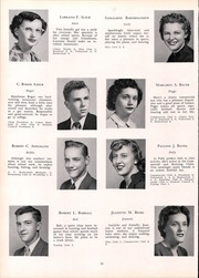 Page 16, 1951 Edition, Nazareth Area High School - Comet Yearbook (Nazareth, PA) online yearbook collection