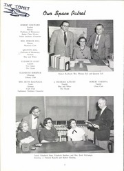 Page 10, 1955 Edition, Nazareth Area High School - Comet Yearbook (Nazareth, PA) online yearbook collection