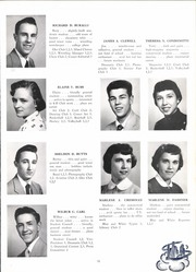 Page 15, 1955 Edition, Nazareth Area High School - Comet Yearbook (Nazareth, PA) online yearbook collection