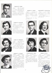 Page 17, 1955 Edition, Nazareth Area High School - Comet Yearbook (Nazareth, PA) online yearbook collection