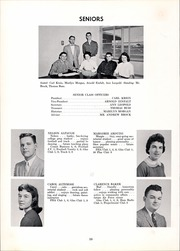 Page 14, 1959 Edition, Nazareth Area High School - Comet Yearbook (Nazareth, PA) online yearbook collection