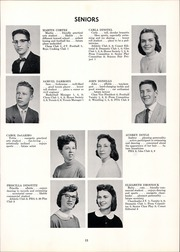 Page 17, 1959 Edition, Nazareth Area High School - Comet Yearbook (Nazareth, PA) online yearbook collection