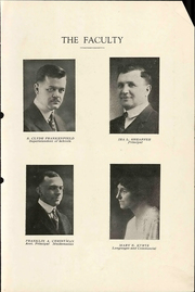 Page 11, 1923 Edition, Northampton Area High School - Amptennian Yearbook (Northampton, PA) online yearbook collection