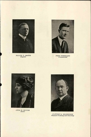 Page 13, 1923 Edition, Northampton Area High School - Amptennian Yearbook (Northampton, PA) online yearbook collection