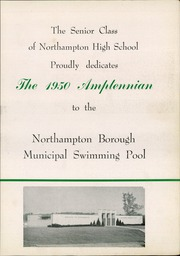 Page 9, 1950 Edition, Northampton Area High School - Amptennian Yearbook (Northampton, PA) online yearbook collection