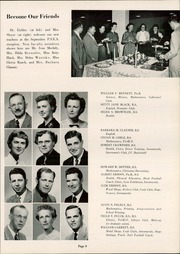 Page 13, 1954 Edition, Northampton Area High School - Amptennian Yearbook (Northampton, PA) online yearbook collection